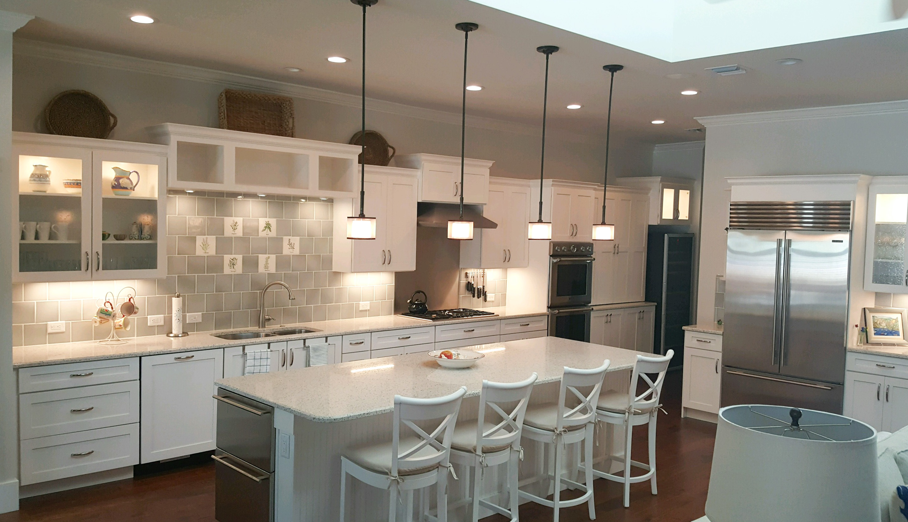 Shaker Style Kitchen   Cabinet Solutions – Experienced Home ...