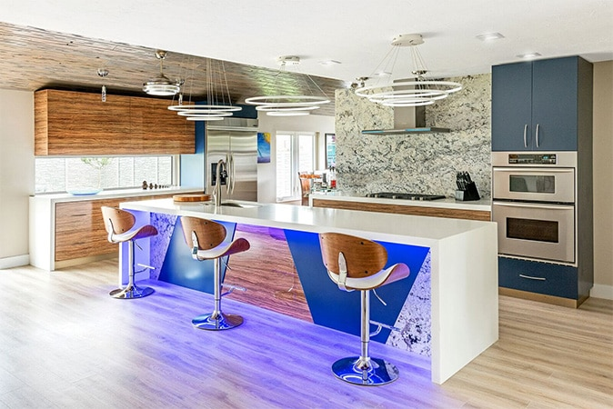 Futuristic Kitchen Design Cabinet Solutions Experienced Home